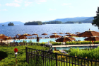 Beautiful Lake George at New York ACEP, which our newly minted PGY1 residents attend annually!