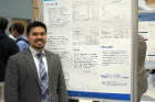General surgery resident John Reinier F. Narvaez was one of the presenters during Research Day.