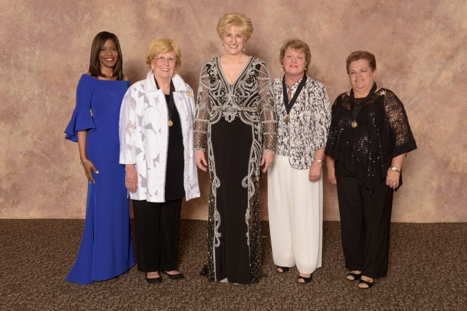 AMA women presidents.