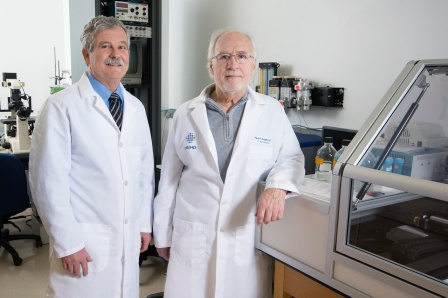 Bruce Davidson, PhD and Paul R. Knight III, MD, PhD.