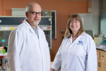 Stephen Koury, PhD, and Kate Rittenhouse-Olson, PhD.