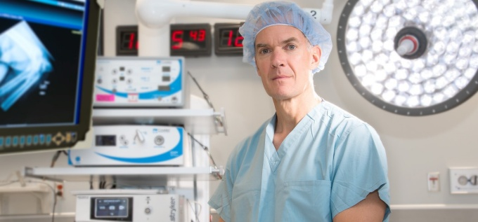 Leslie J. Bisson, MD.