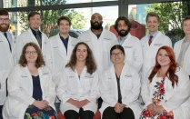 PPBS white coat ceremony recipients