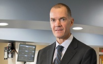 Program director Les Bisson.