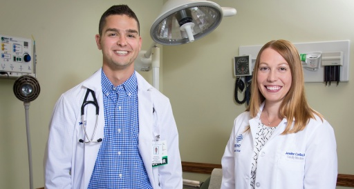 Family Medicine Residency - Jacobs School of Medicine and